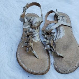 Women's Thong Sandals Size 8